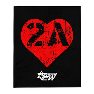 2A Throw Blanket