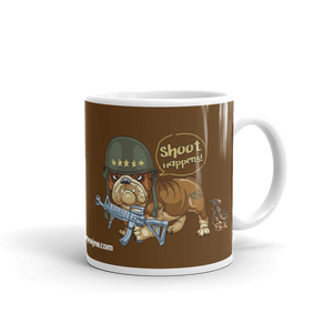 Shoot Happens Mug