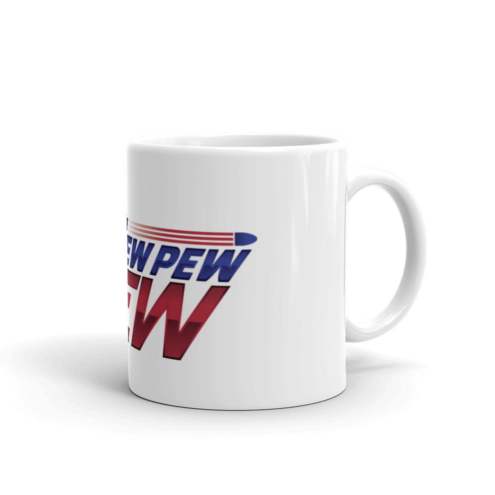 The Pew Pew Jew Mug