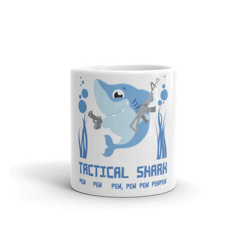 Tactical Shark Mug