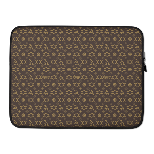 Lima Victor Handgun Laptop Sleeve