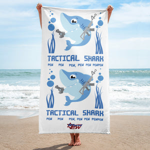 Tactical Shark Towel Towel