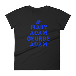 Mary Adam George Adam