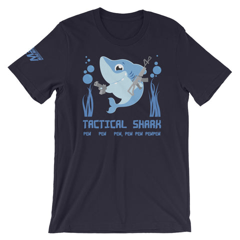 Tactical Shark (Pew Pew Pew)
