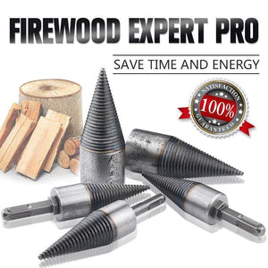 Firewood Split Drill  (Limited Time Promotion-50% OFF)