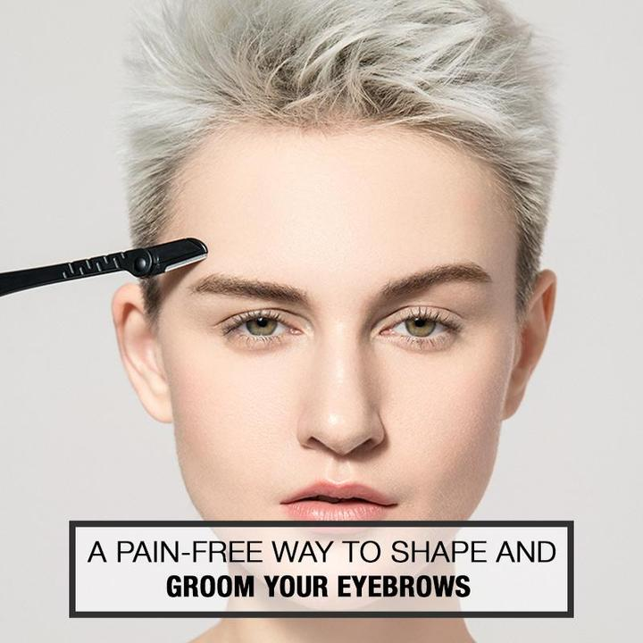 Pain-free Eyebrow Trimmer