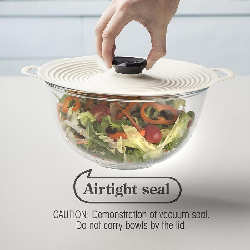 Reusable Self Sealing Lid
