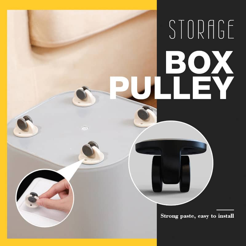 Storage Box Pulley