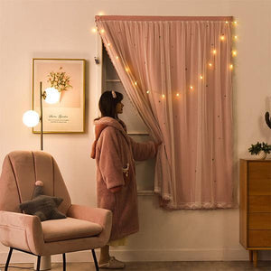 Non-perforated Curtains
