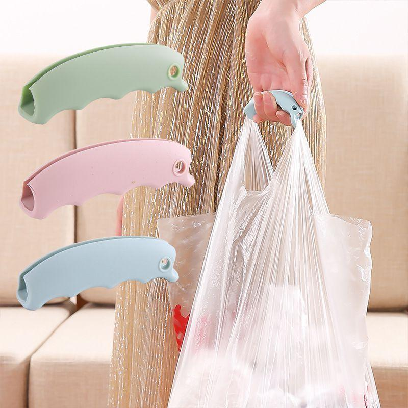 Silicone Labor-saving Bag Handle