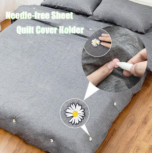 Needle-free Sheet Quilt Cover Holder