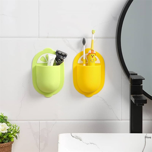 Punch-free Toothbrush Rack(2PCS)
