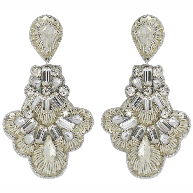 Vicenza Drop Earrings - Suzanna Dai