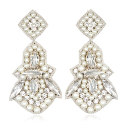 Ravello Drop Earrings - Suzanna Dai