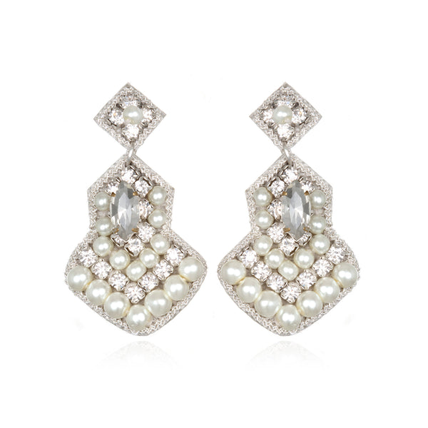 Ravello Small Drop Earrings - Suzanna Dai
