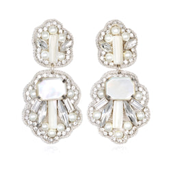 Positano Drop Earrings - Suzanna Dai
