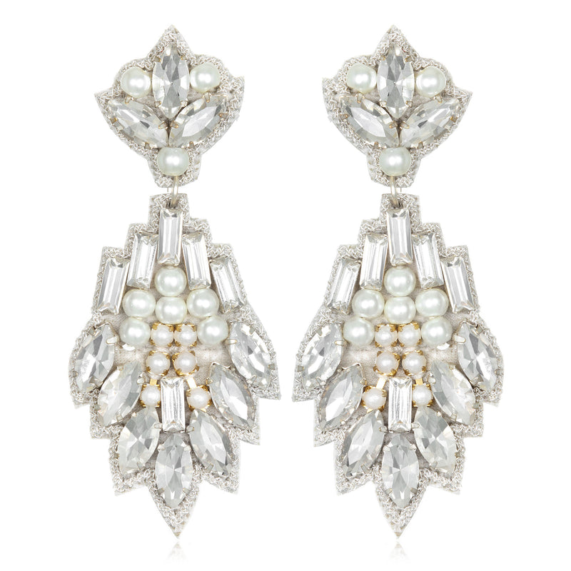 Vietri Drop Earrings - Suzanna Dai