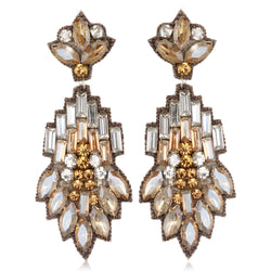 Vietri Large Drop Earrings - Suzanna Dai