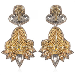 Vicenza Small Drop Earrings