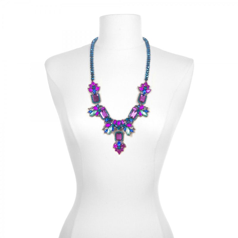 Fireworks Long Necklace - Suzanna Dai