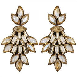 Varna Drop Earrings - Suzanna Dai