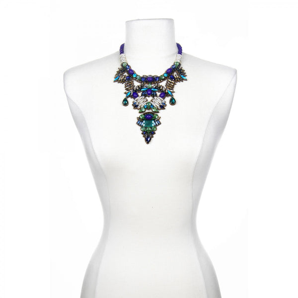 Khepri Statement Necklace - Suzanna Dai