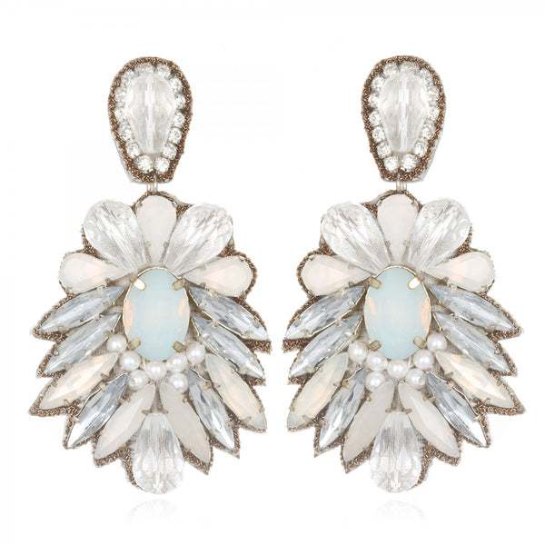 Tuileries Drop Earrings - Suzanna Dai