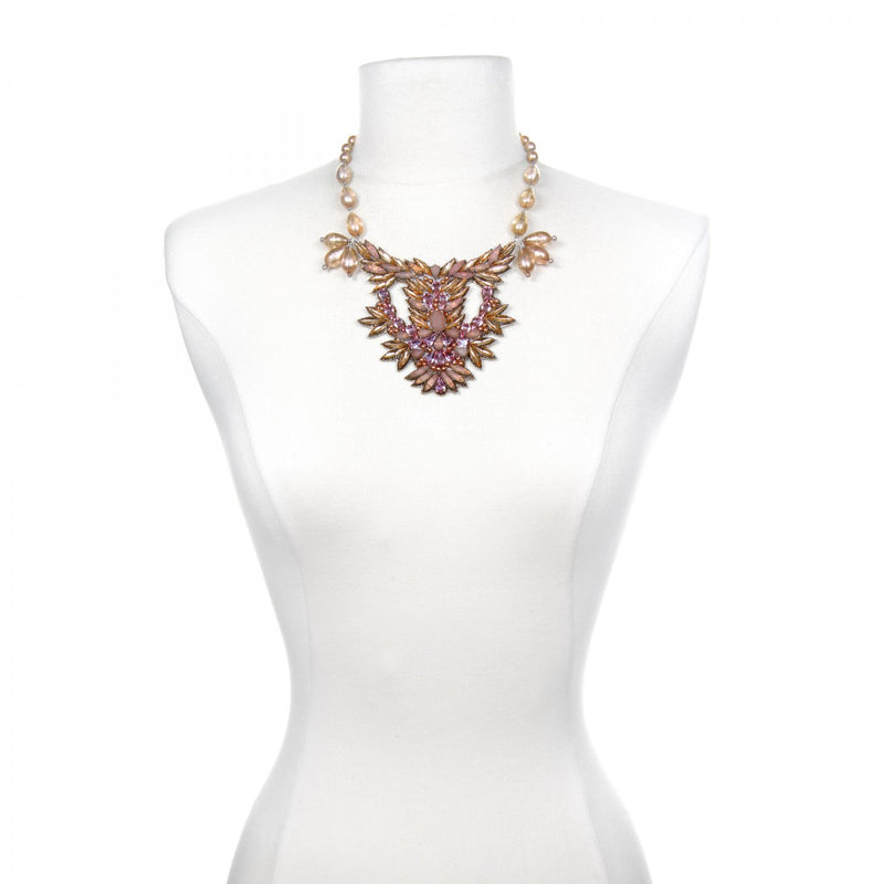 Tuileries Statement Necklace - Suzanna Dai