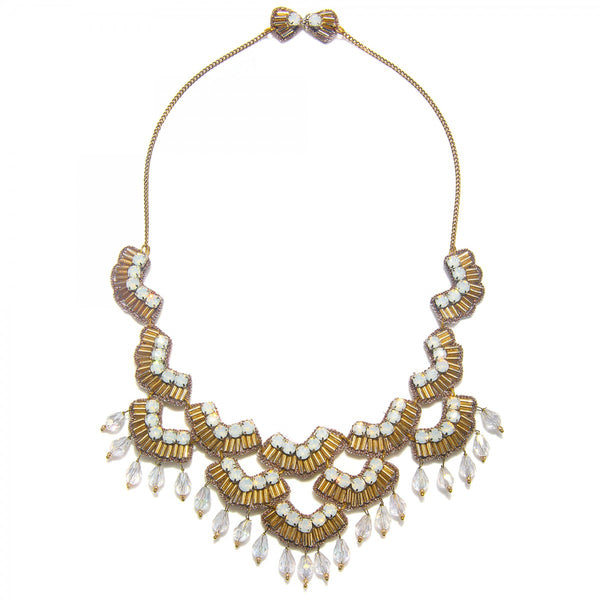 Tunis Statement Necklace - Suzanna Dai