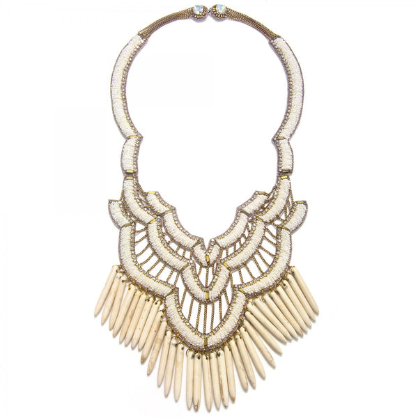 Maghreb Statement Necklace - Suzanna Dai