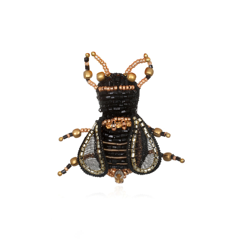 Bumble Bee Brooch - Suzanna Dai