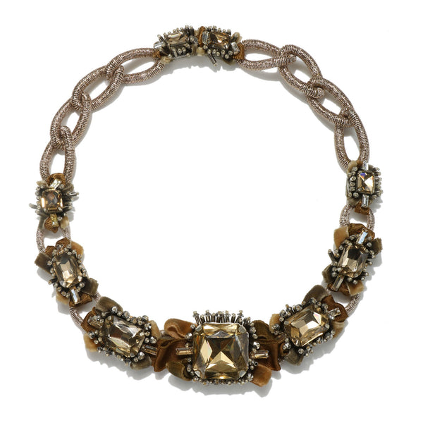 Antoinette Statement Necklace - Suzanna Dai