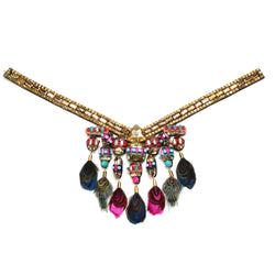 Amherst Statement Necklace - Suzanna Dai