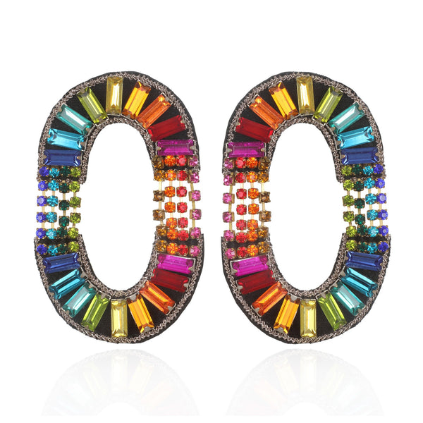 La Serenissima Hoop Earrings - Suzanna Dai