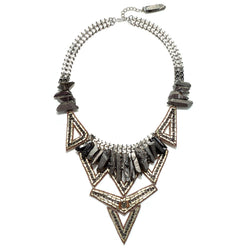 Brasilia Statement Necklace - Suzanna Dai