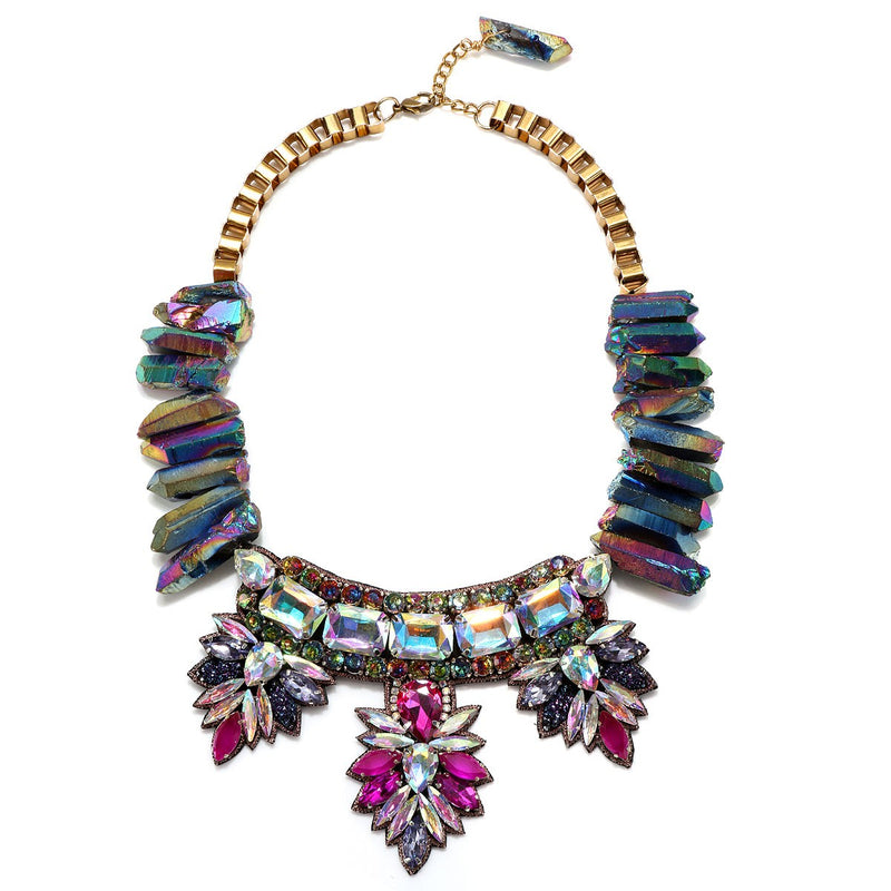 Cuzco Statement Necklace - Suzanna Dai