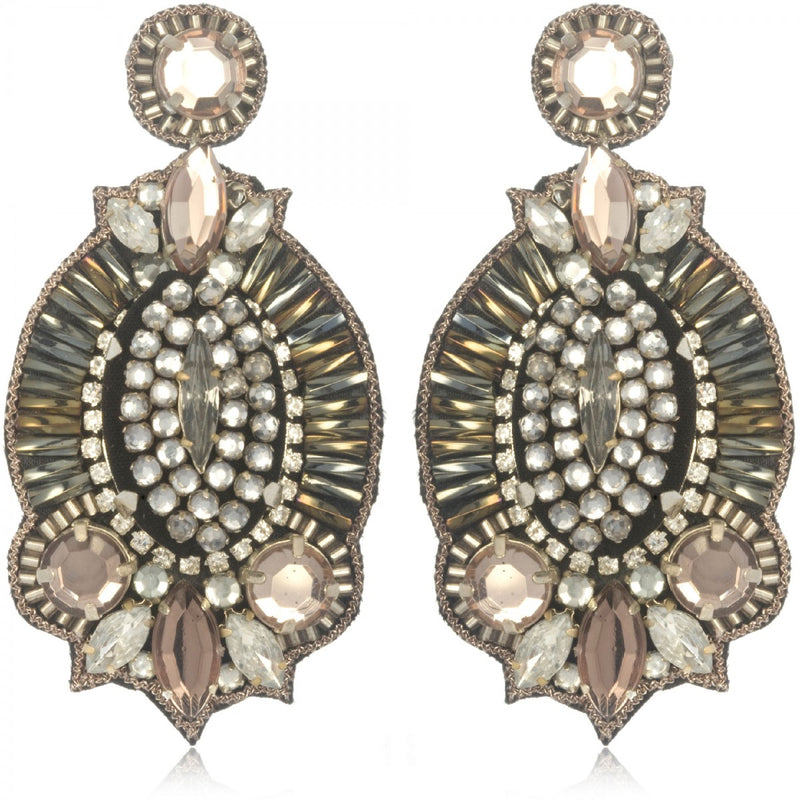 Windsor Drop Earrings - Suzanna Dai