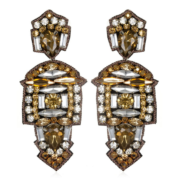 Mazatlan Drop Earrings - Suzanna Dai