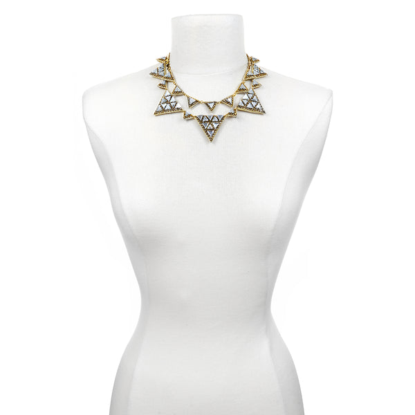 Delta Reversible Necklace - Suzanna Dai