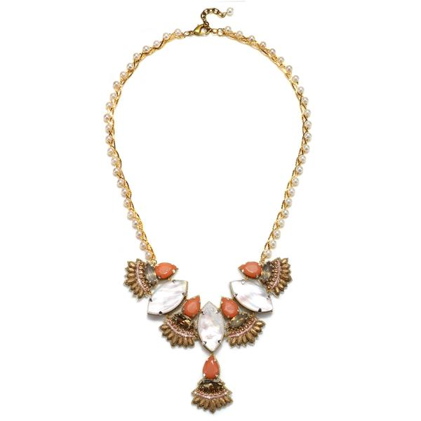 Tulum Statement Necklace