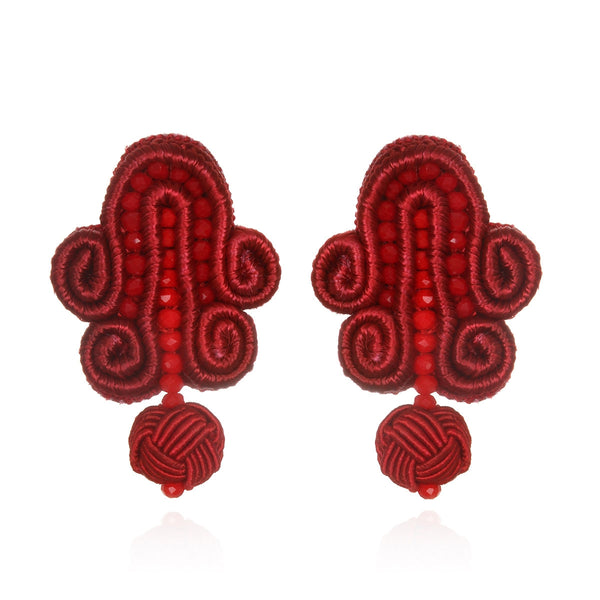 Tianzifang Small Drop Earrings - Suzanna Dai