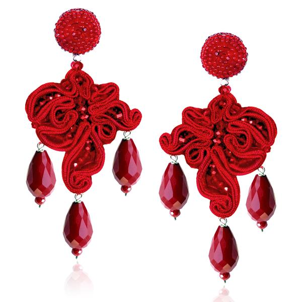 Yuyuan Drop Earrings - Suzanna Dai