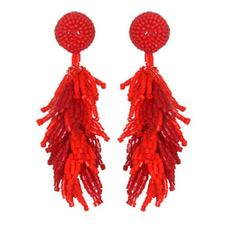 Laurel Drop Earrings - Suzanna Dai