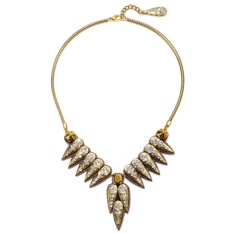 Torreon Spike Necklace - Suzanna Dai