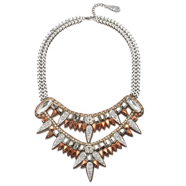 Torreon Statement Necklace - Suzanna Dai