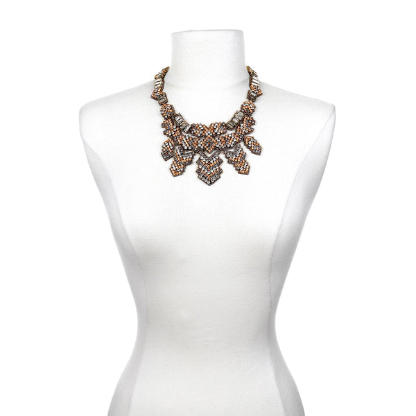 Zocalo Statement Necklace - Suzanna Dai
