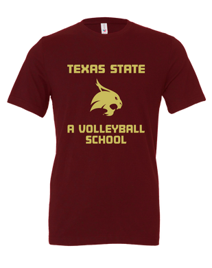 Texas State - A Volleyball School