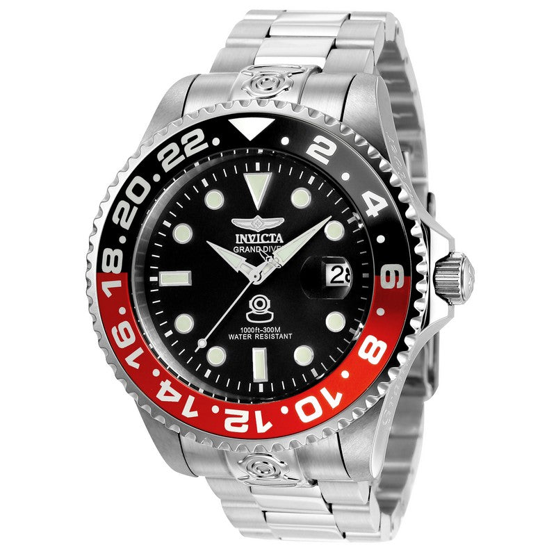 INVICTA Pro Diver Men 47mm stainless steel Charcoal dial NH35A Automatic 21867