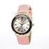 INVICTA Angel Lady 38mm Stainless Steel Rose Gold Silver dial PC21 Quartz 22538