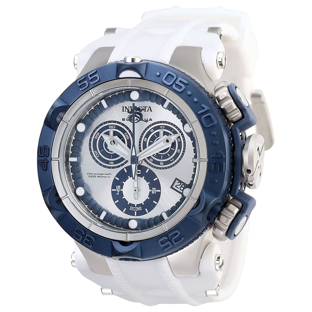 INVICTA Specialty Men 46mm Stainless Steel Blue Blue dial Z60 Quartz